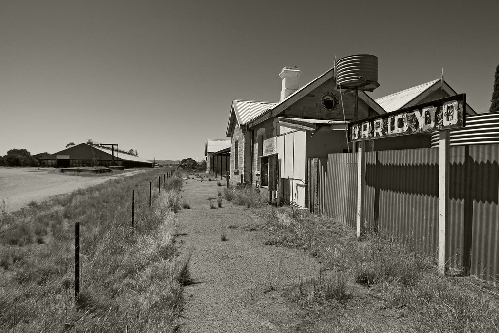Orroroo Station 091112 by Tom Marschall