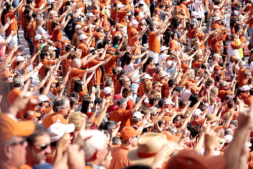 Texas vs. Iowa State | by Phil Roeder