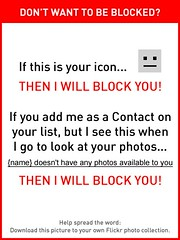 WARNING TO ANYONE WHO IS ADDING ME AS A CONTACT by - KMP -