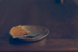 pumpkin pie | by Ivana Rosario ·