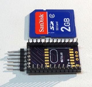 Moteino - low cost Wireless Arduino clone   by Felix Rusu, LowPowerLab.com