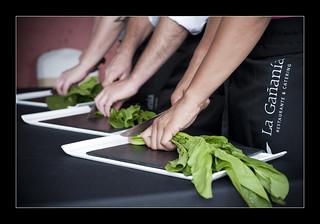 Cooking experience, una divertida sesión de cocina con nuestros chefs | by La Gañanía Finca & Catering, Tenerife