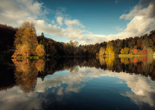 Autumn at Stourhead (Explore #1)