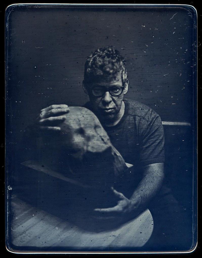 Demo for King 5 News | Half plate daguerreotype of Dan Webb:… | Flickr