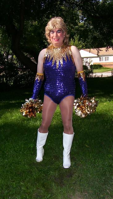 Purple & Gold Sequins