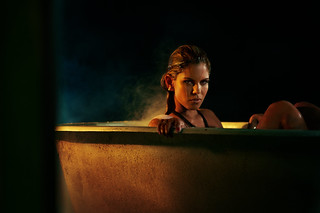 She Let The Water Run | by TJ Scott