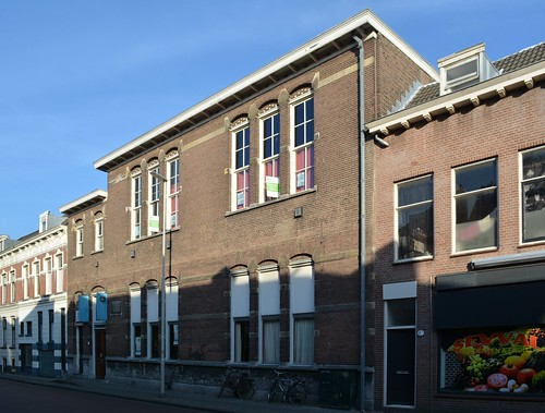 3e Pijnackerstraat school | by JanvanHelleman