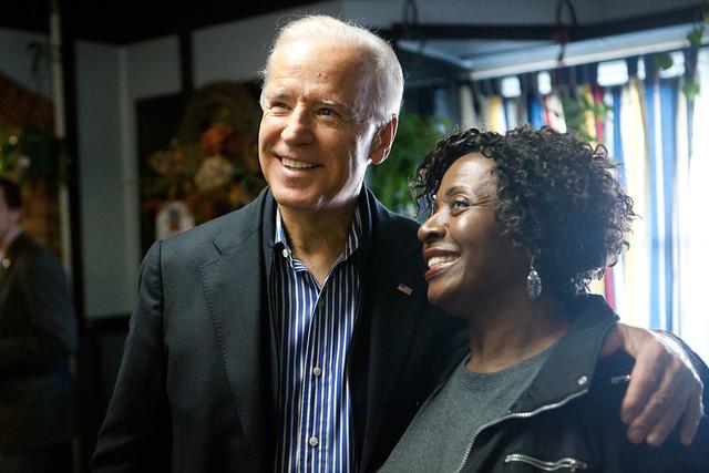 Joe Biden in Cleveland - November 6th