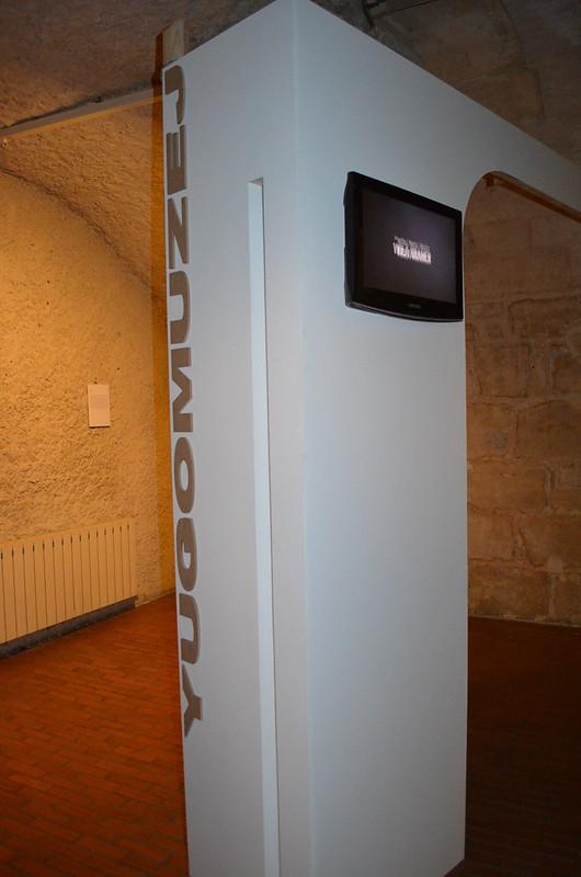 Exposition de Mrdjan Bajić - octobre/novembre 2012