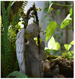 My garden angel | by Bellafaye Garden