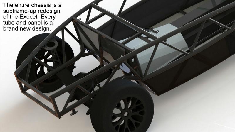Exomotive's Redesigned Mazda Miata-based Exocet Kit Car   Flickr