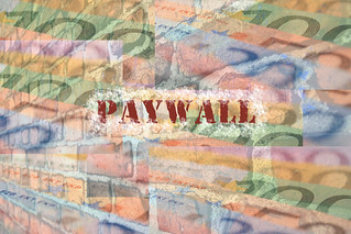 Paywall   by GioSaccone