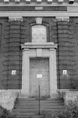 Fort Snelling Door