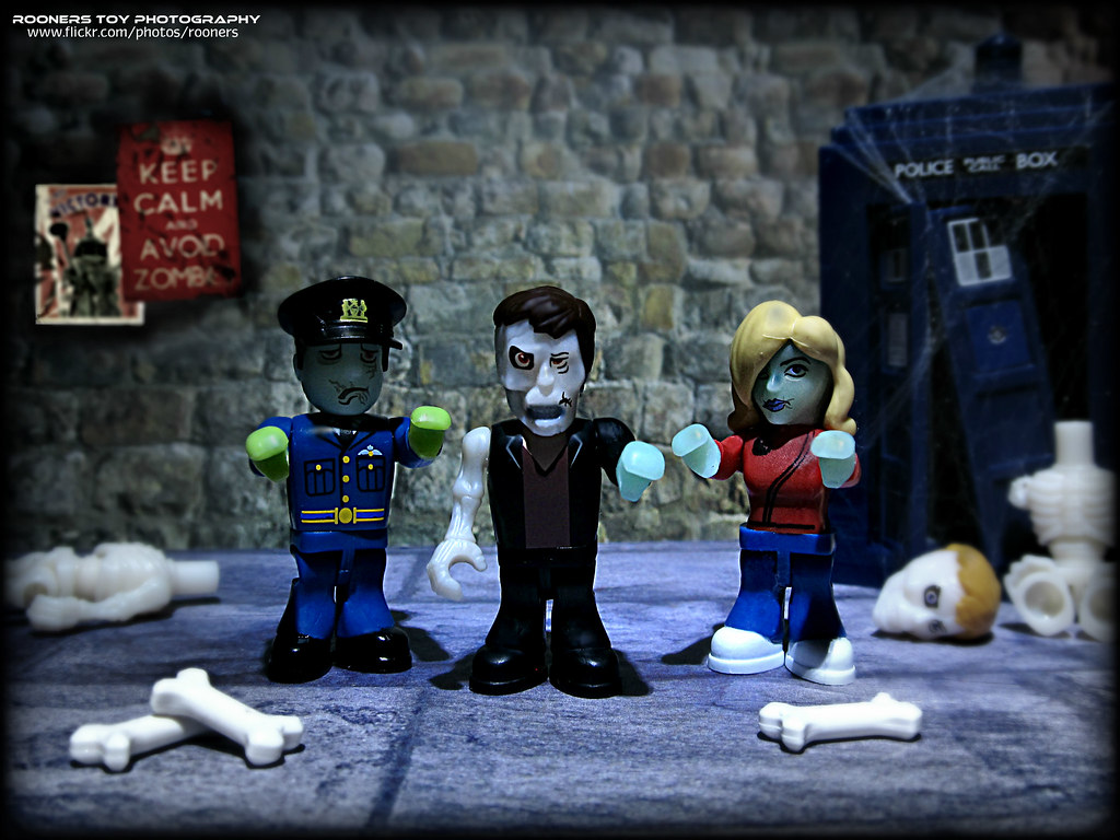 Doctor Who and The Zombie Reality