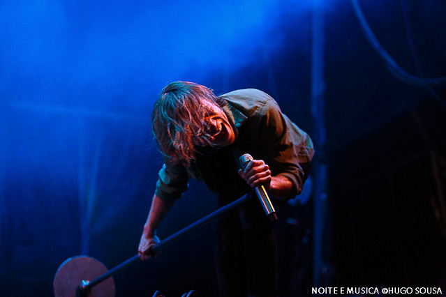 Cage the Elephant - Vodafone Paredes de Coura '16