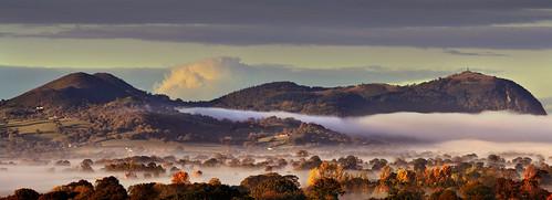 autumn colours shropshire
