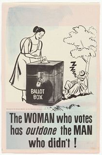 The Woman Who Votes, 10/08/1951