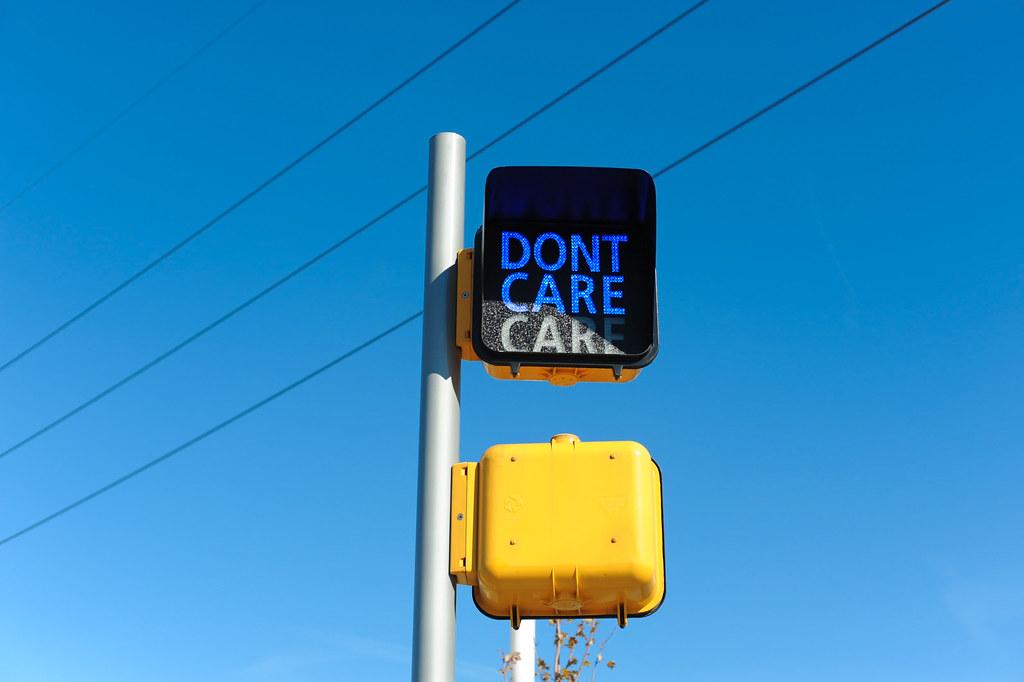 Jamie Pawlus' 'Care, Don't Care'