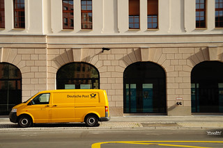 Deutsche Post | by @YannGarPhoto
