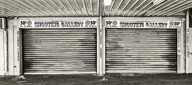 Shooting Gallery-November