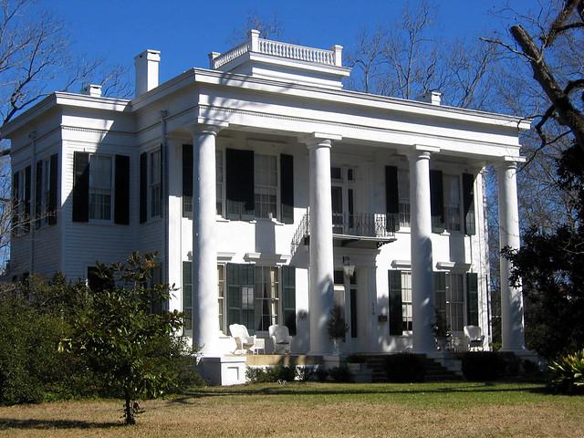 Hanna-Weissinger Home, Marion, Alabama