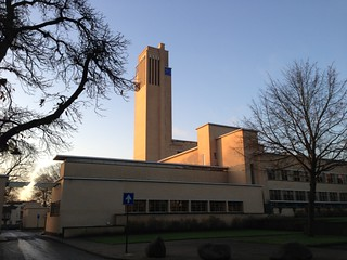 Hilversum Town Hall, Netherlands