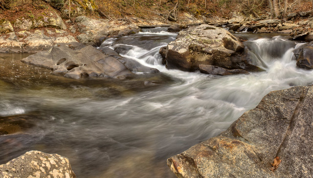 Tellico River, Cherokee National Forest, Monroe Co, TN