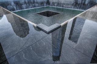 9/11 Reflecting pool | by ALX74