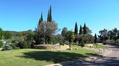 Красивая дорога в Corte