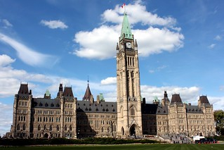 Canada Parliament Building | by Prayitno / Thank you for (12 millions +) view