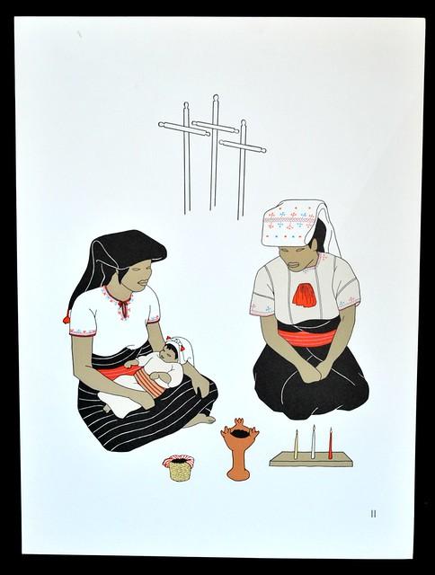 Chamula Maya Women Mexico