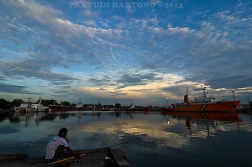 port sunrise fishing ship westjava cirebon jawabarat