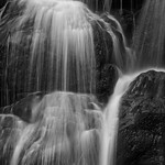 Huang Tu Waterfall B&W
