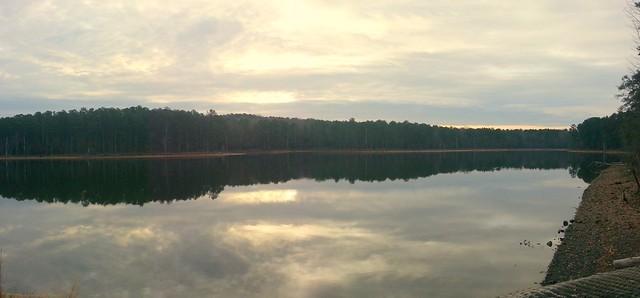 Morning pleasure @ Jordan Lake ~  Explore