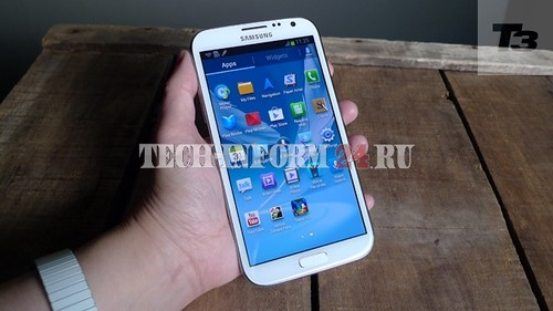 Фото Samsung Galaxy Note 2   by Tech-Inform24.RU