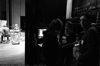 Rehearsal, Walkthrough, & Soundcheck - TEDxSanDiego 2012 | by sean dreilinger