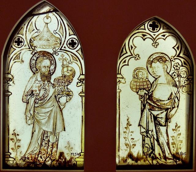 Saint John the Baptist & Saint Dorothy