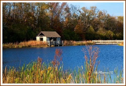 ohio october fallcolor parks 2012 latelight perrysburg woodcounty canon24105l lakesandponds localparks october2012 knightnaturepreserve