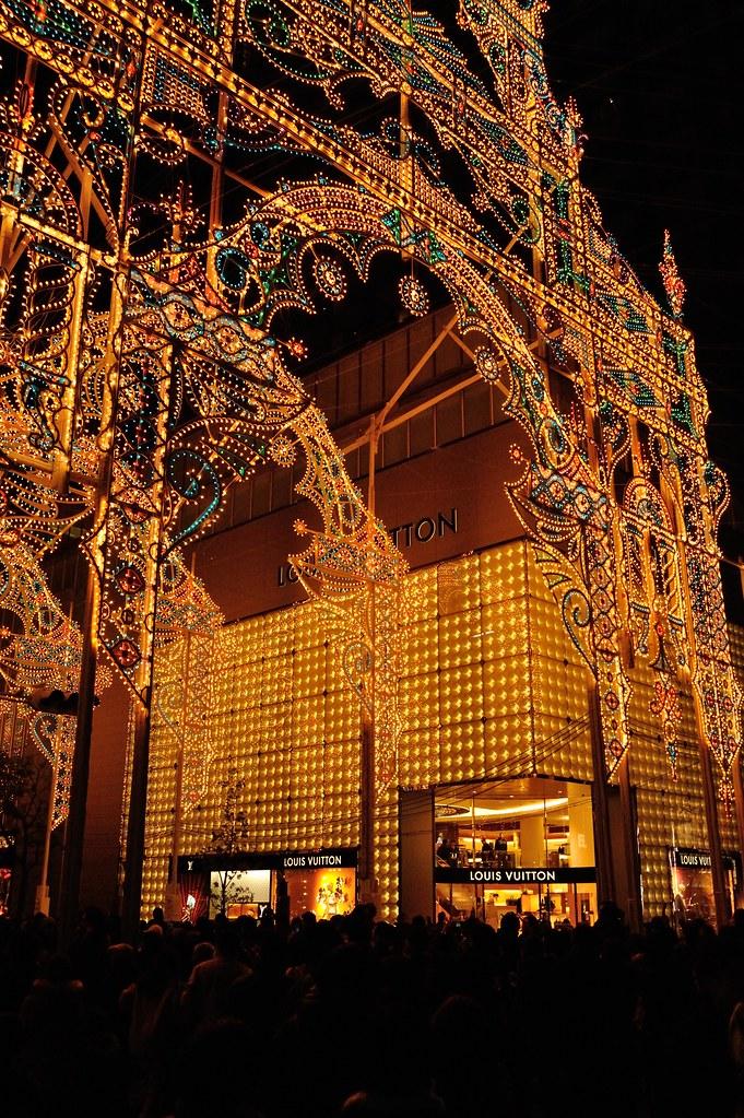 2012年8月18日 快_神戸ルミナリエ | 神戸ルミナリエ2012 第18回神戸ルミナリエ 2012 ...