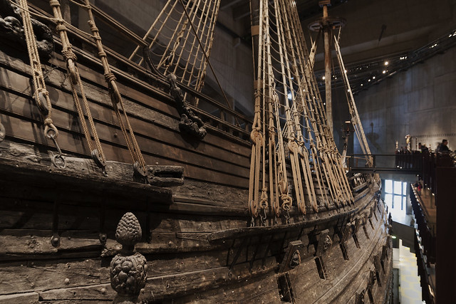 Vasa_Museum 1.2, Stockholm, Sweden