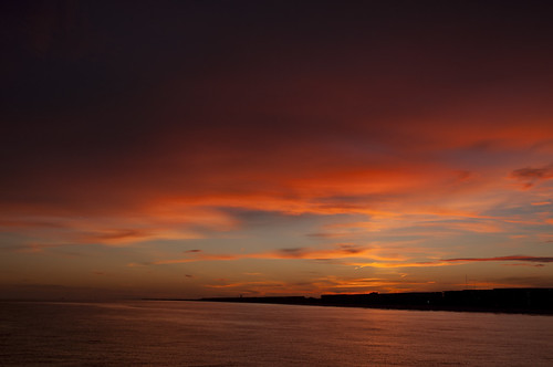 sunset sky usa gulfofmexico water pier nikon wasser unitedstates florida fishingpier fortwaltonbeach ftwaltonbeach okaloosaisland fortwalton fwb emeraldcoast okaloosacounty d5000 fisherbray