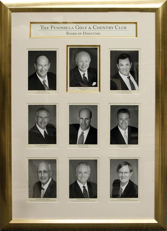 pen club board