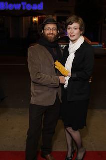 Lincoln Premiere, Byrd Theatre, Richmond, VA   by Gamma Man
