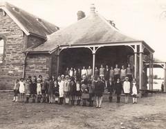Upper Primary school at Willunga, c 1940s