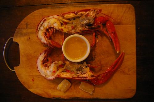 Lobster in half | by Food I Fancy