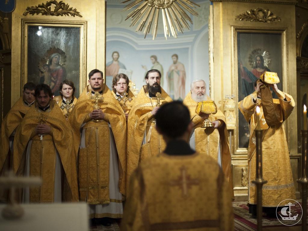 24-25 ноября 2012, Неделя 25-я по Пятидесятнице