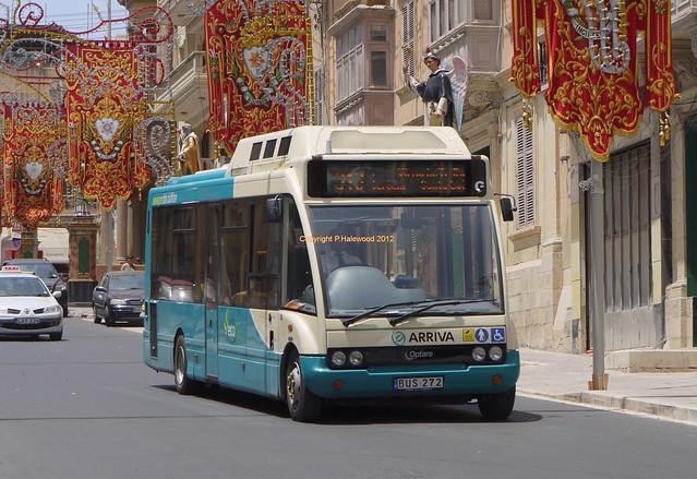 Arriva Malta BUS272