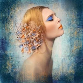 feeling blue | by '_ellen_'