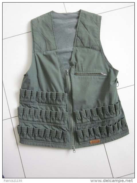 French hunting vest