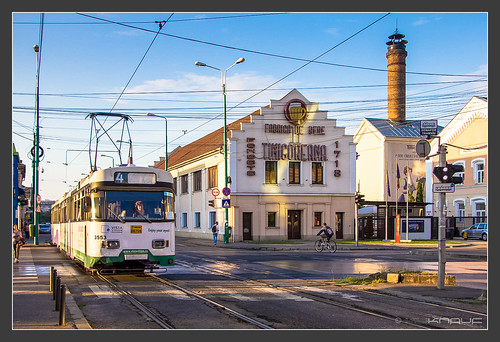 Tram in Timisoara | by Schnitzel_bank